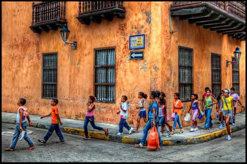 קולומביה, קרטחנה