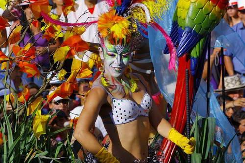 קולומביה, פסטיבל הפרחים של מדיין