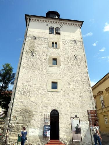 מגדל לוטרצ'אק, זאגרב, קרואטיה