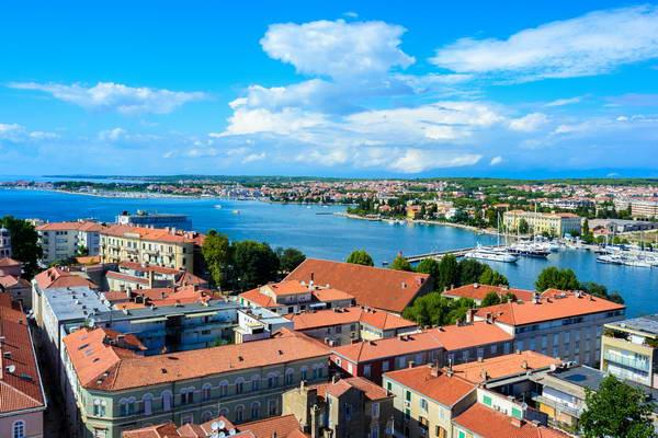 זאדר, הריביירה של קרואטיה