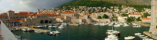 הנמל, דוברובניק, קרואטיה
