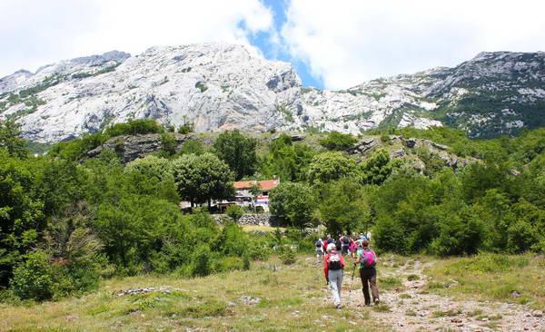 שמורת פקלניצה, קרואטיה