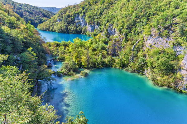 פליטביצה, קרואטיה