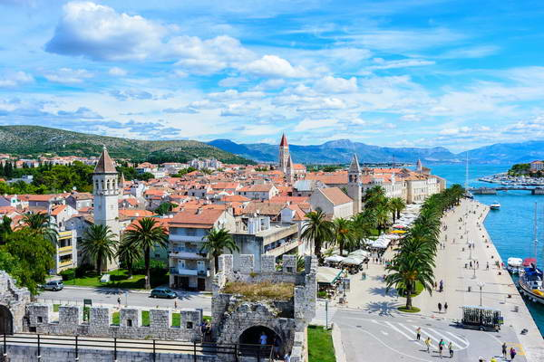 טרוגיר, קרואטיה