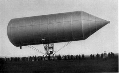 ספינת האוויר של דוד שוורץ, הזכויות נמכרו לרוזן צפלין