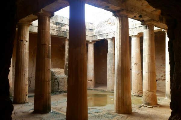 טיול לפאפוס - בירת תרבות אירופאית