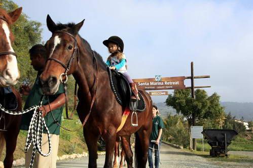 רכיבה על סוסים , קפריסין