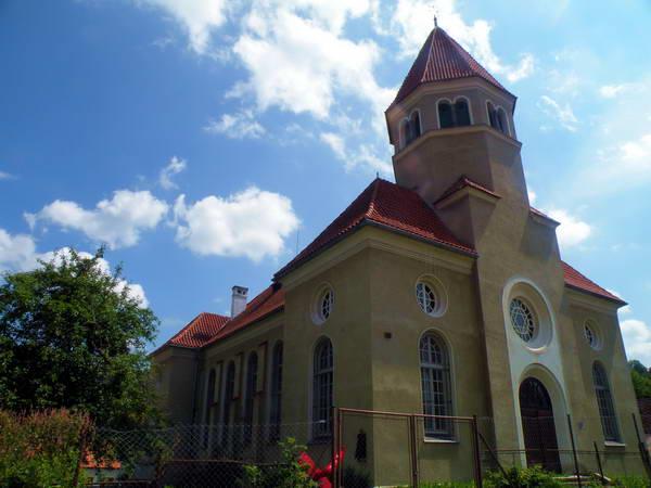 בית הכנסת של צ'סקי קרומלוב