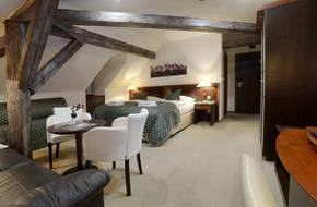 מלון מומלץ בצסקי קרומלוב