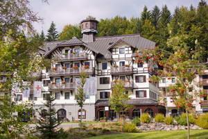 מלון מומלץ בשפינדלרוב מלין, אתר הסקי ועיירת הנופש