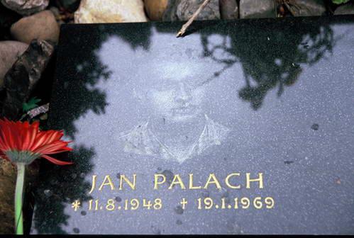 האנדרטה לזכר יאן פאלאך