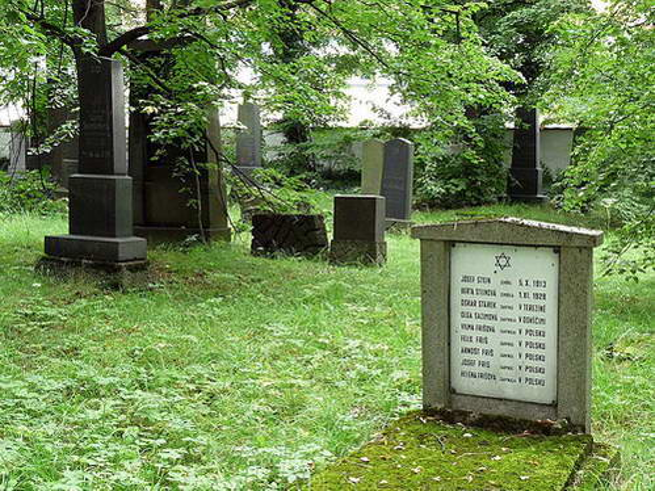 בית הקברות היהודי של צ'סקה בודיוביצה