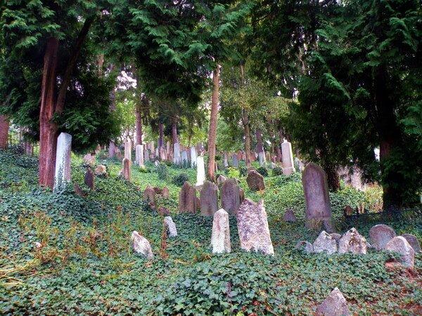 בית הקברות היהודי של טשביץ'