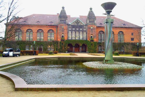 הספרייה הלאומית, קופנהגן