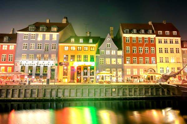 חיי לילה בקופנהגן