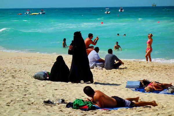 בגדי ים בדובאי