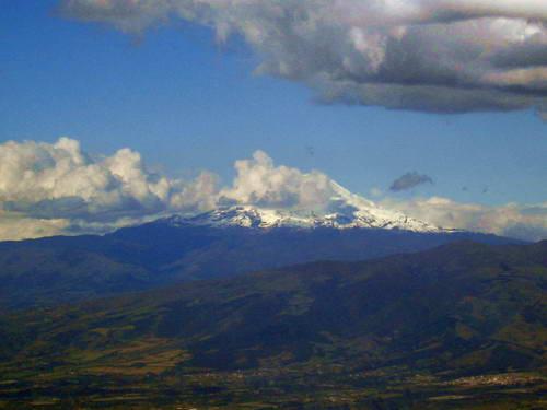 הר געש באקוודור