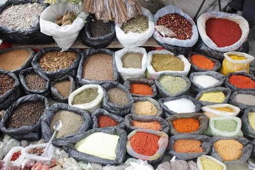 אקוודור, השוק באוטבלו
