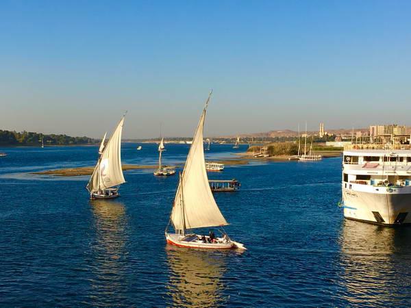 נילוס, מצרים