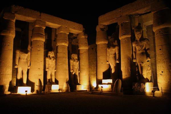 מקדש לוקסור, מצרים