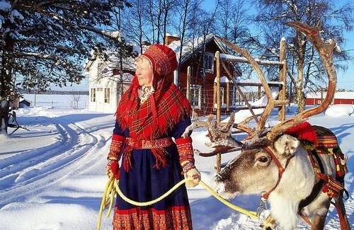 פינלנד, בני הסאמי