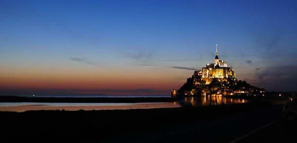 מון סן מישל, צרפת