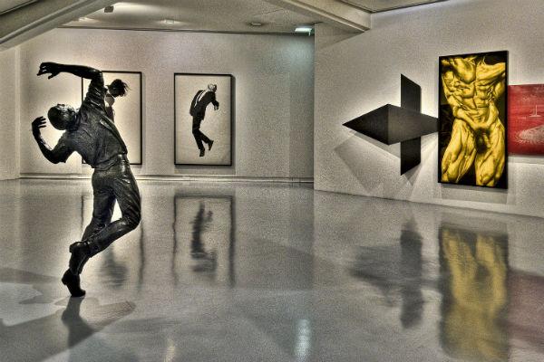 אמנות מודרנית בדרום צרפת