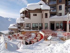 בתי מלון מומלצים באתר הסקי ואל טורנס