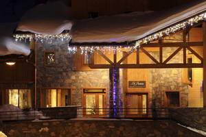 מלון מומלץ בעיירה ובאתר הסקי טין