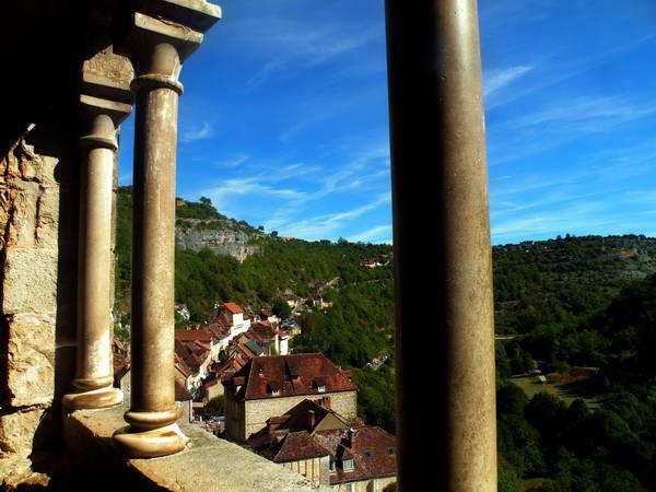 הכפר רוקאמדור, עמק הדורדון,  צרפת