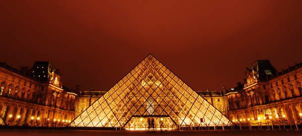 מוזיאון הלובר, פריס