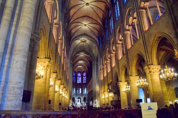 כנסית נוטרדאם בפריז