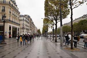 שדרות האליזה, אחד הסמלים של העיר פריס