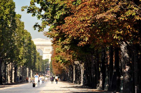 שאנז אליזה, פריז