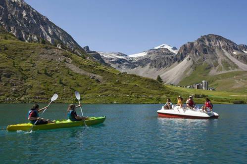 אתר הסקי טין לא רק בחורף, פעילויות קיץ