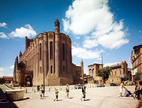 קתדרלת סנט ססיל בעיר אלבי, אתר מורשת עולמית