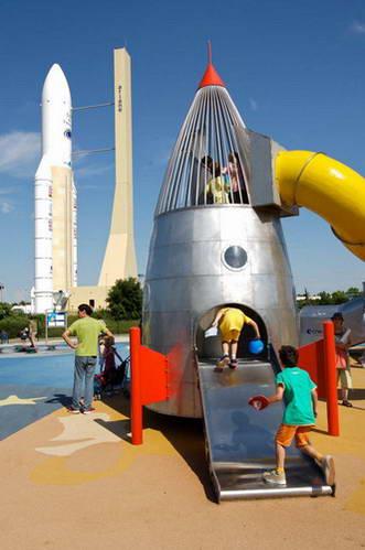 פארק החלל ליד טולוז