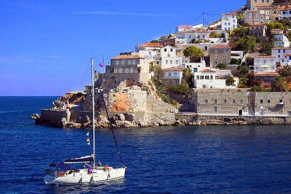ספארי צלילה ביוון