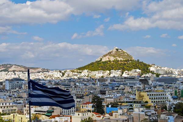 אתונה, גבעת ליקאביטוס