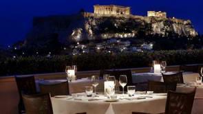אתונה, בתי מלון