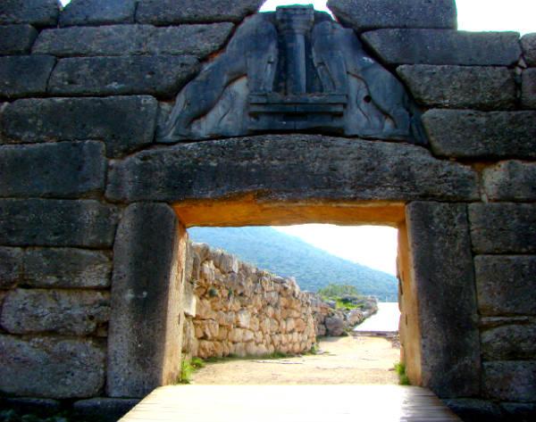 האתר הארכיאולוגי מיקנה