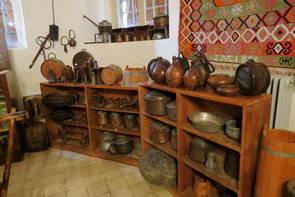 מוזיאון, הכפר דמיניצנה, ארקאדיה, פלופונס, יוון