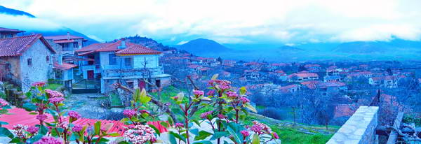 הכפר לבידי, ארקאדיה, פלופונס, יוון