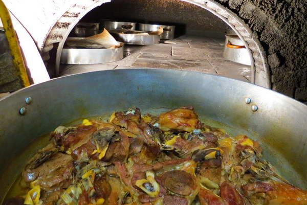 בשר בתנור, לאגאדיה, ארקאדיה, פלופונס, יוון
