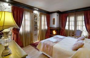 מלון מומלץ במצובו, צפון יוון