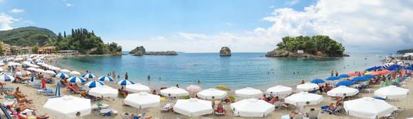 חוף ואלטוס והמבצר של פארגה, צפון יוון