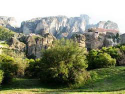 מנזרי מטאורה, יוון
