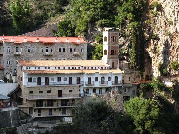 מנזר פרוסוס, צפון יוון