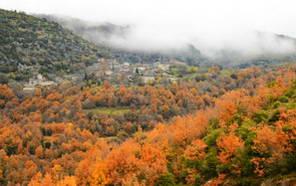 סתיו בצפון יוון