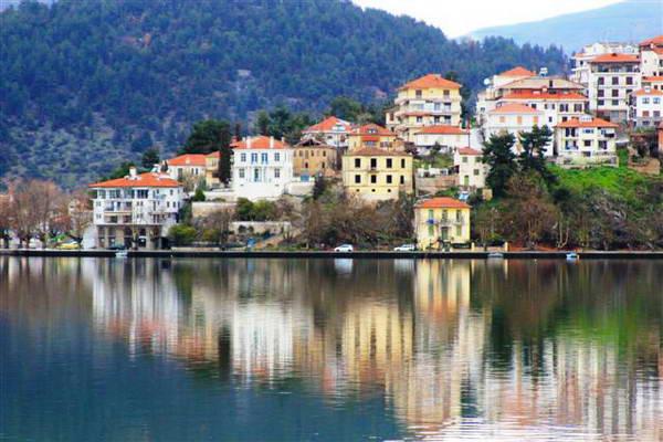 קסטוריה, צפון יוון